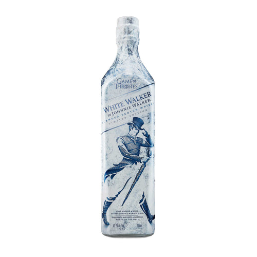 Johnnie Walker White Walker Blended Scotch Whisky Game Of Thrones, 70cl