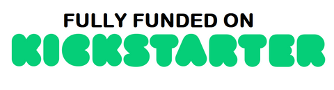 successful campaign on kickstarter fully funded