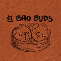 Bao Buds, Heather Rust, Racerback Tank, Women, Apparel, Barn Buds® Company