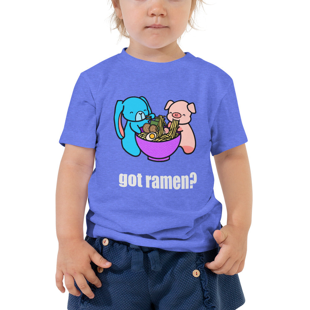 Got Ramen? Toddler Short Sleeve Tee
