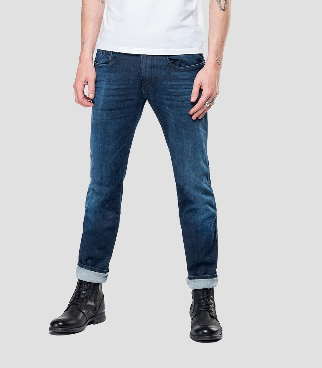 REPLAY  SLIM FIT JEANS ANBASS
