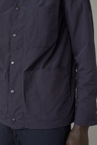 CLOSED  Worker Jacket aus Ripstop  dark navy