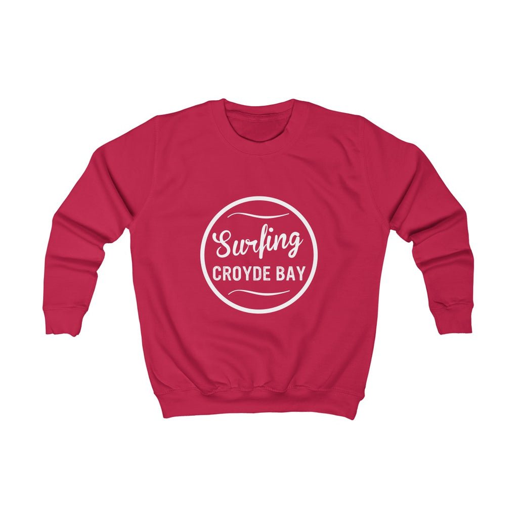 Kids Surf Pullover Sweatshirt