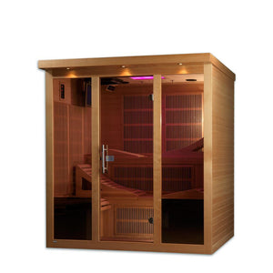 (DEMO) Monaco 6 Person FAR Infrared Sauna