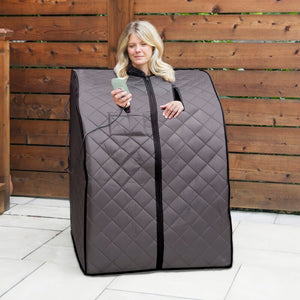 (DEMO) Salem 1 Person FAR Infrared Sauna