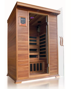 (DEMO) Sierra Luxury 2 Person FAR Infrared Sauna