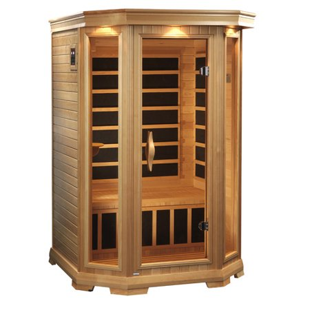 (DEMO) Luxury Series 2 Person FAR Infrared Sauna