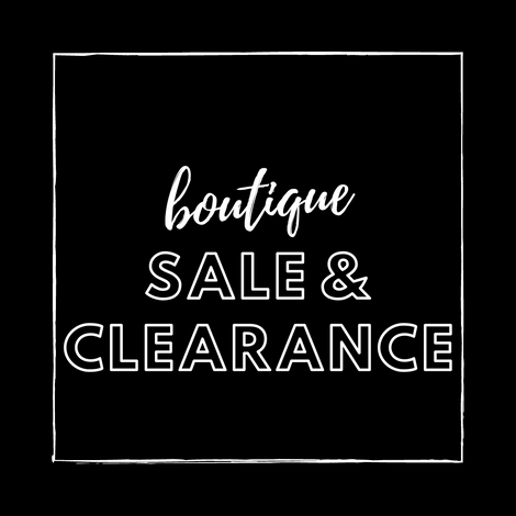 Boutique Sale & Clearance