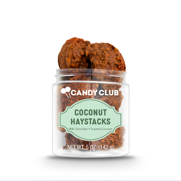 Candy Club Coconut Haystacks