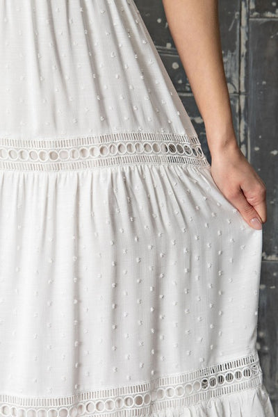 Summer Breeze Smocked Maxi Dress