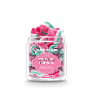 Candy Club Watermelon Sour Belts