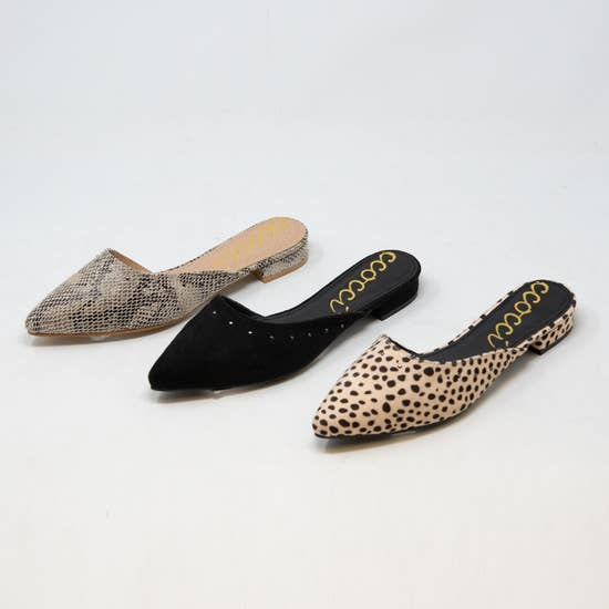 Molly Slip On in Cheetah