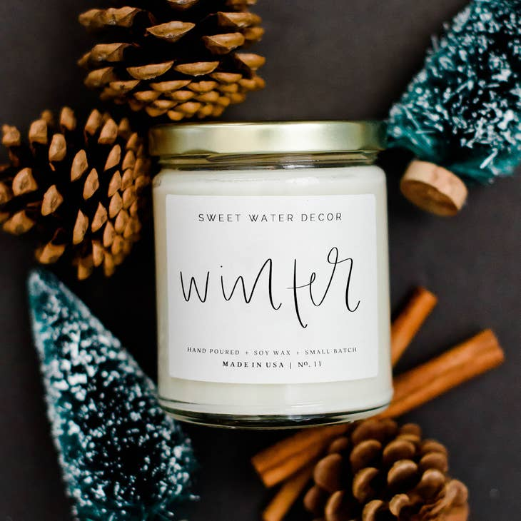 Winter Soy Candle | 9 oz.