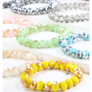 Stretch Bead Bracelets