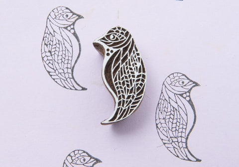 Patterned Bird