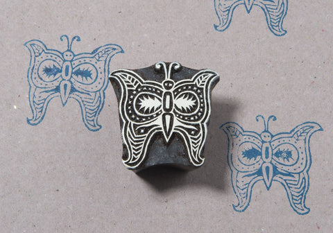 Patterned Butterfly 041