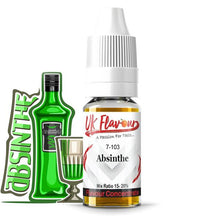 Load image into Gallery viewer, UK Flavour Misc Range Concentrate 0mg 10 x  10ml (Mix Ratio 15-20%