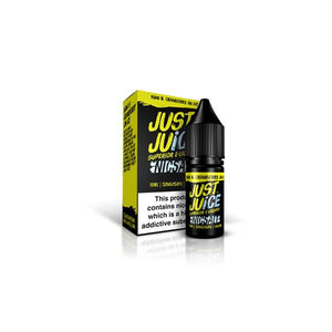 11mg Just Juice SALT 10ml Flavoured Nic Salts (50VG/50PG)