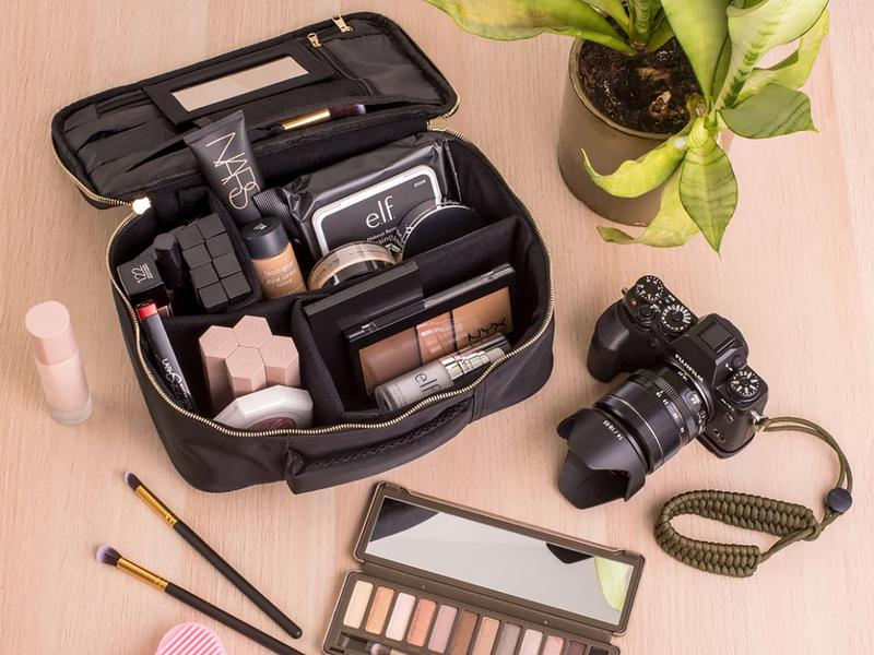The best makeup storage and organization bags