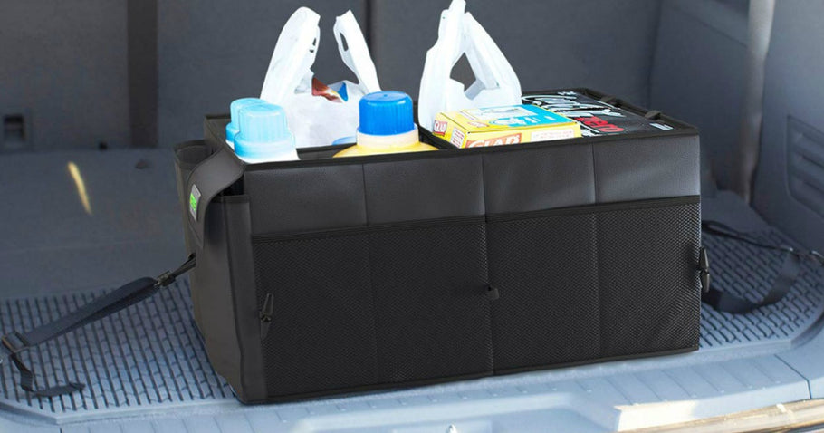 Cargo Trunk Organizer as Low as $16 on Amazon | Great Reviews