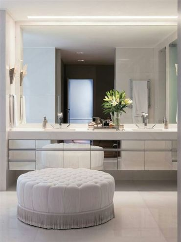 The bathroom is one of the most important rooms in a house