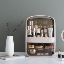 Load image into Gallery viewer, The Beauty Capsule™-Large Portable Acrylic Beauty & Makeup Organizer