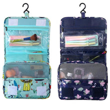 Load image into Gallery viewer, Bagail  Women's Travel Cosmetic Bags Small Makeup Clutch Pouch Cosmetic and Toiletries Organizer Bag