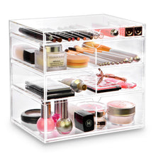 Load image into Gallery viewer, #COM065 Acrylic Makeup Organizer Storage Box