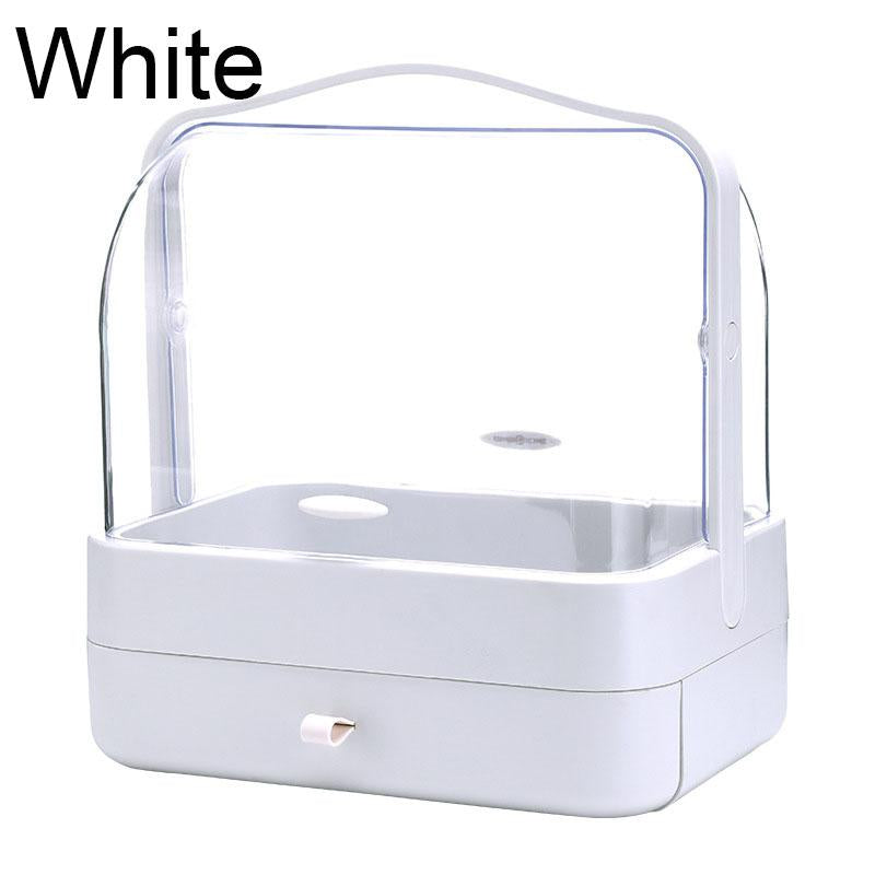 Waterproof Dustproof Makeup Organizer Large Cosmetic and Jewelry Storage
