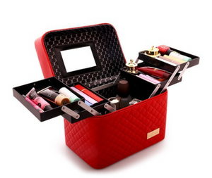 Professional Makeup Organizer Box
