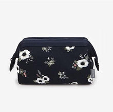 Load image into Gallery viewer, Cosmetic Bag Makeup Organizer  Beauty Travel   Toiletry Bag