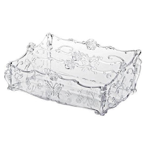 Clear Acrylic Makeup Organizer  Cosmetic Storage Box