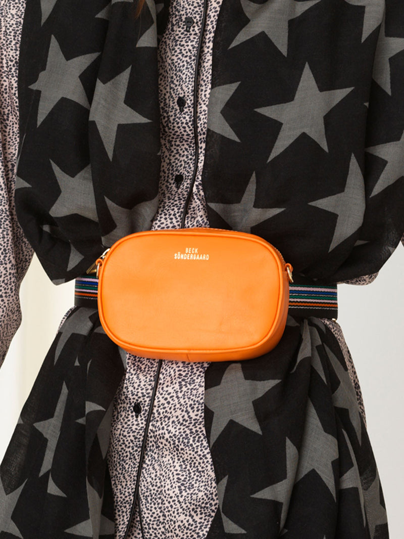 Becksöndergaard, Fany Rua Bag - Orange, outlet flash sale, outlet flash sale