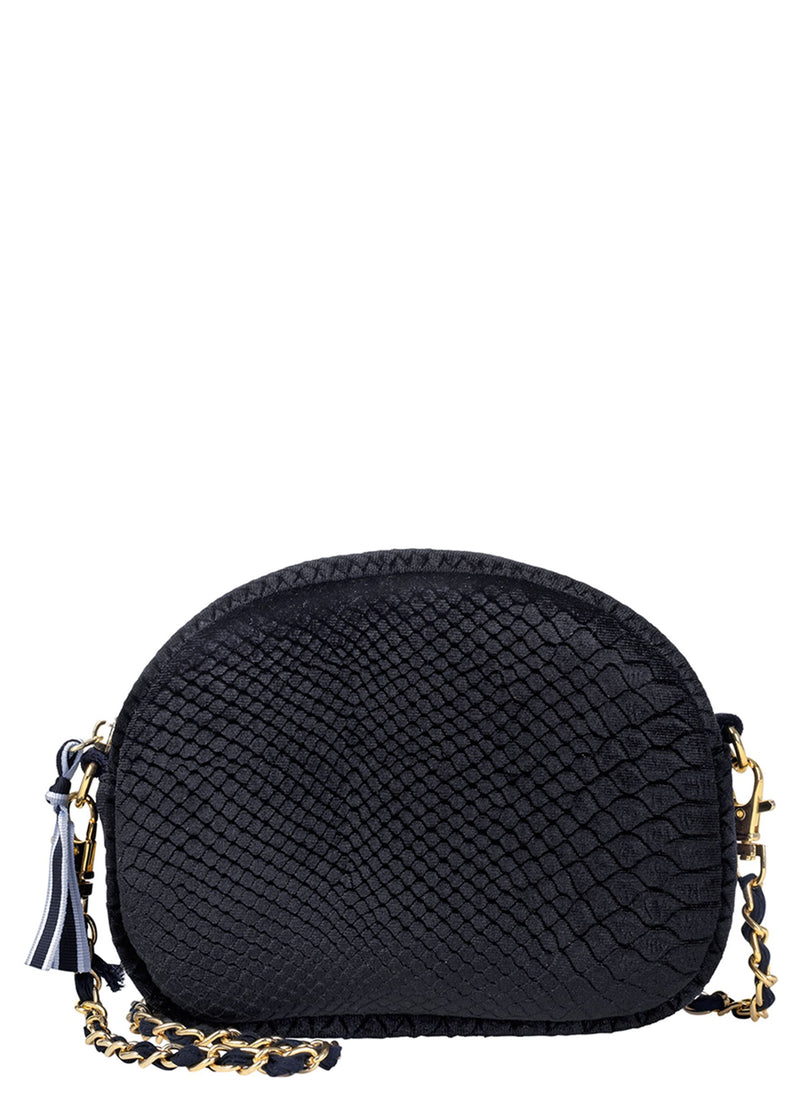 Becksöndergaard, Lila snake  - Black, outlet flash sale, outlet flash sale