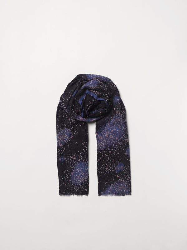 Becksöndergaard, Minoa Corga Scarf - Night Sky, outlet flash sale, outlet flash sale, mid season sale, mid season sale, sale, sale