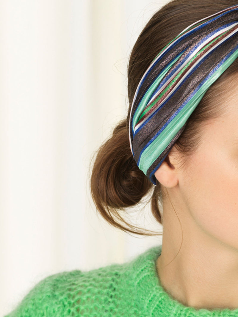 Becksöndergaard, Sergio Hairband - Multi Col., outlet flash sale, outlet flash sale