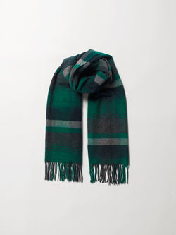 Becksöndergaard, Kahluna Woo Scarf - Darkest Spruce, outlet flash sale, outlet flash sale, sale, sale