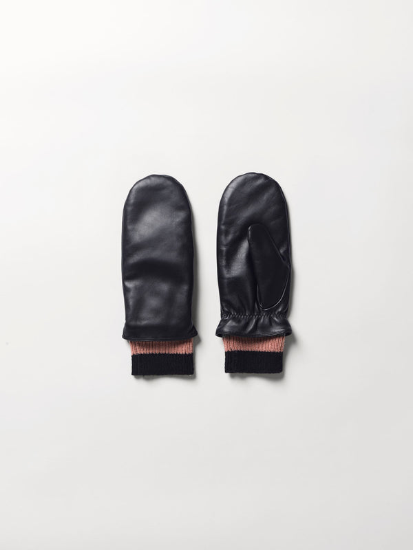 Becksöndergaard, Indra Mittens - Black, accessories, gloves, accessories, gloves, accessories, gifts, gifts, sale, sale
