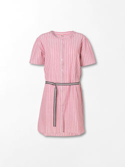 Becksöndergaard, Streaked Casey - Fiery Red, clothing, ss21, easter, on sale