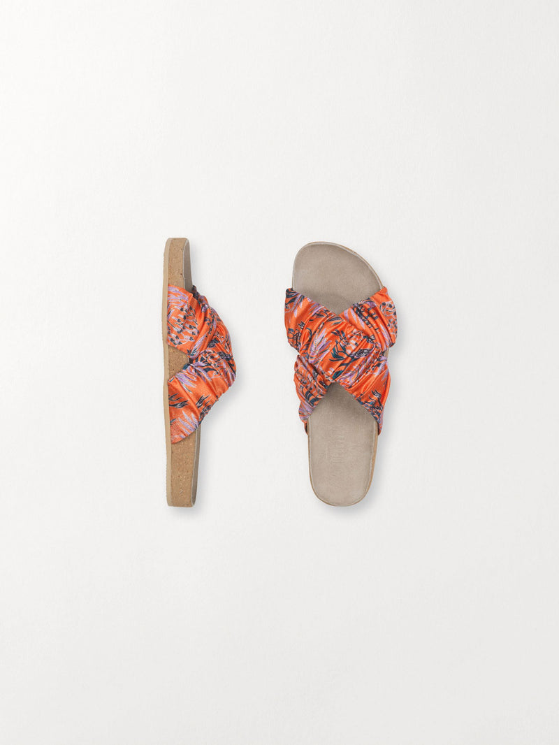 Becksöndergaard, Sandy Sylvia Sandal - Orange, accessories