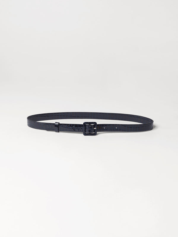 Becksöndergaard, Croc Brody Belt - Night Sky, outlet flash sale, outlet flash sale, sale, sale