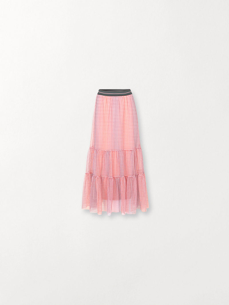 Becksöndergaard, Karla Nynne Skirt - Orange, outlet, outlet