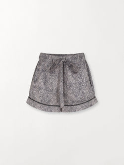 Becksöndergaard, Animal Tolie Shorts - Beige, outlet flash sale, outlet flash sale
