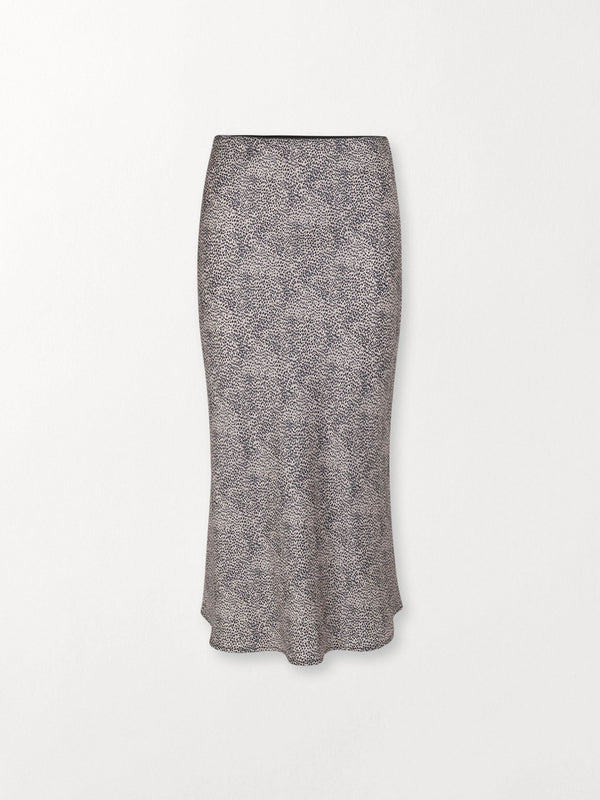 Becksöndergaard, Animal Babe Skirt - Beige, clothing, clothing, outlet, outlet