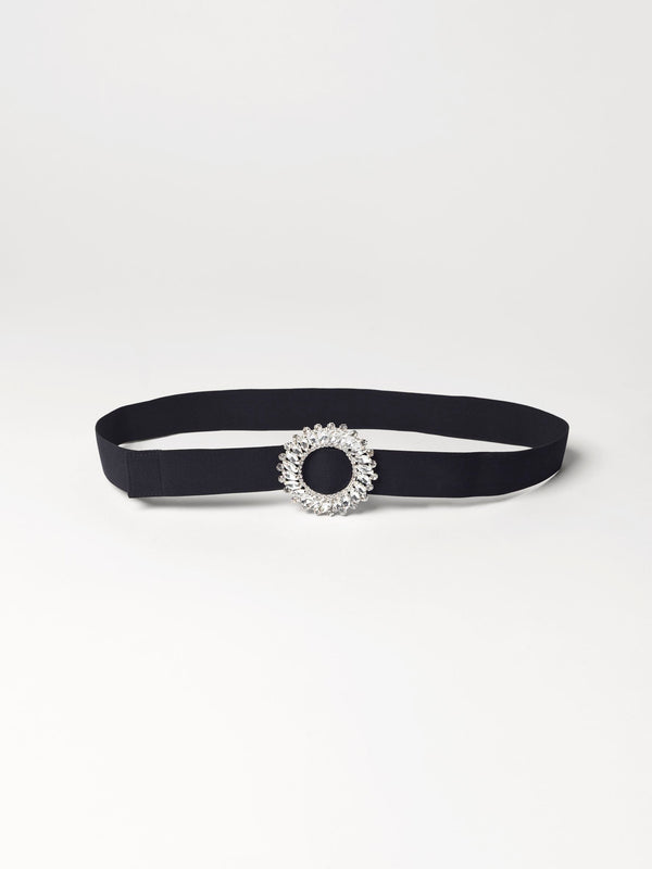 Becksöndergaard, Embellished Biba Belt - Black, outlet flash sale, outlet flash sale, sale, sale