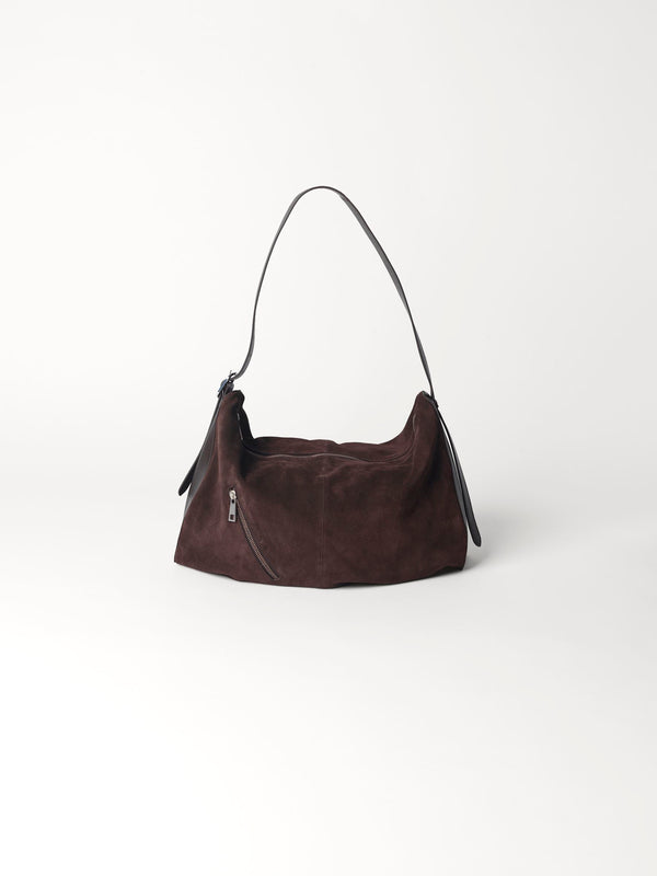 Becksöndergaard, Bigsu Barrol Bag  - Dark Brown, bags, bags, bags