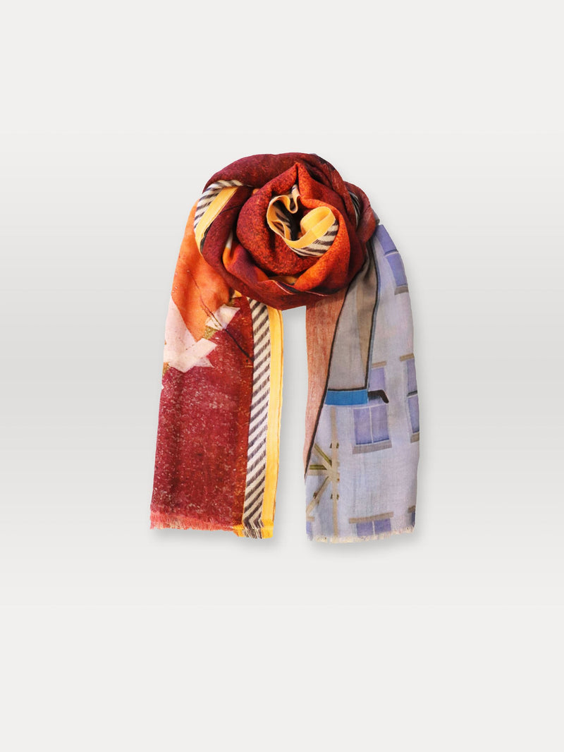 Becksöndergaard, Streeta Como Scarf - Multi Col., outlet flash sale, outlet flash sale, sale, sale