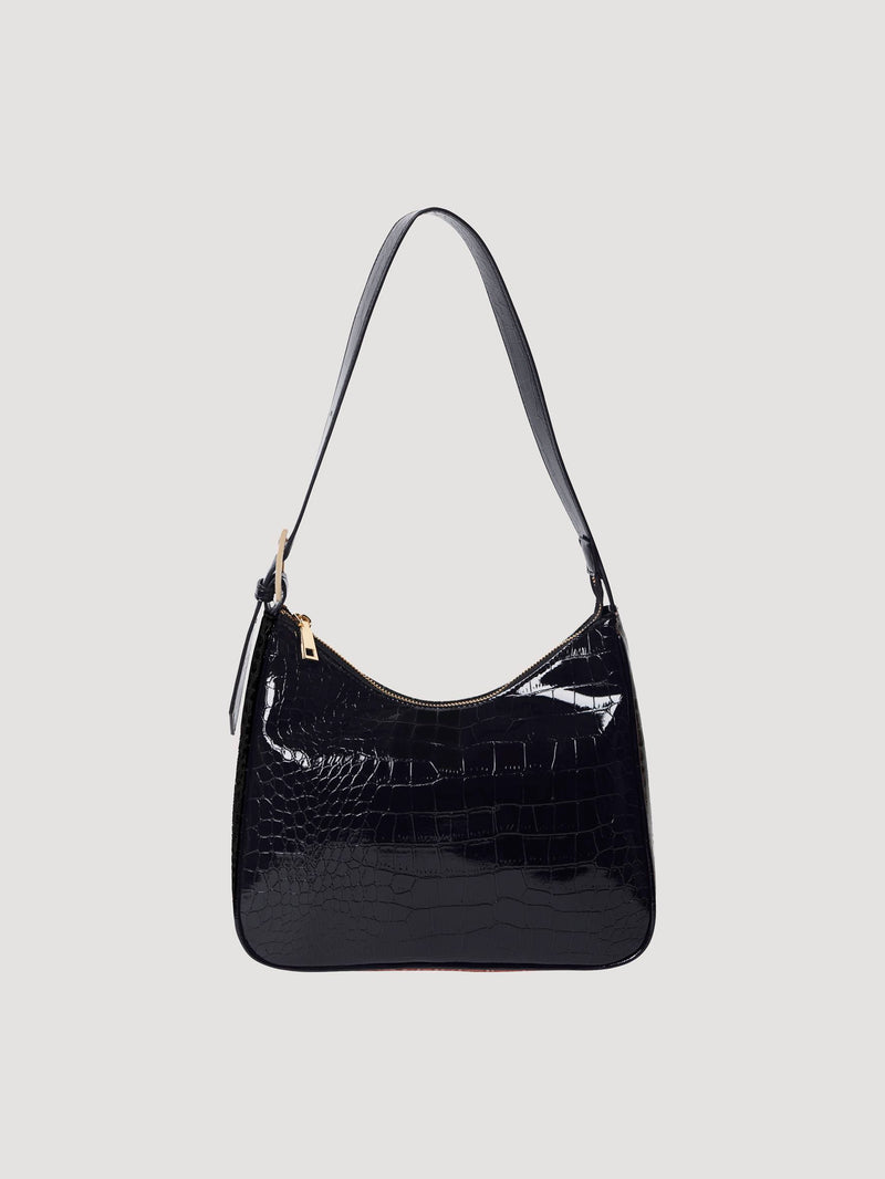 Becksöndergaard, Solid Pradisa Bag  - Black, outlet, outlet, sale, sale