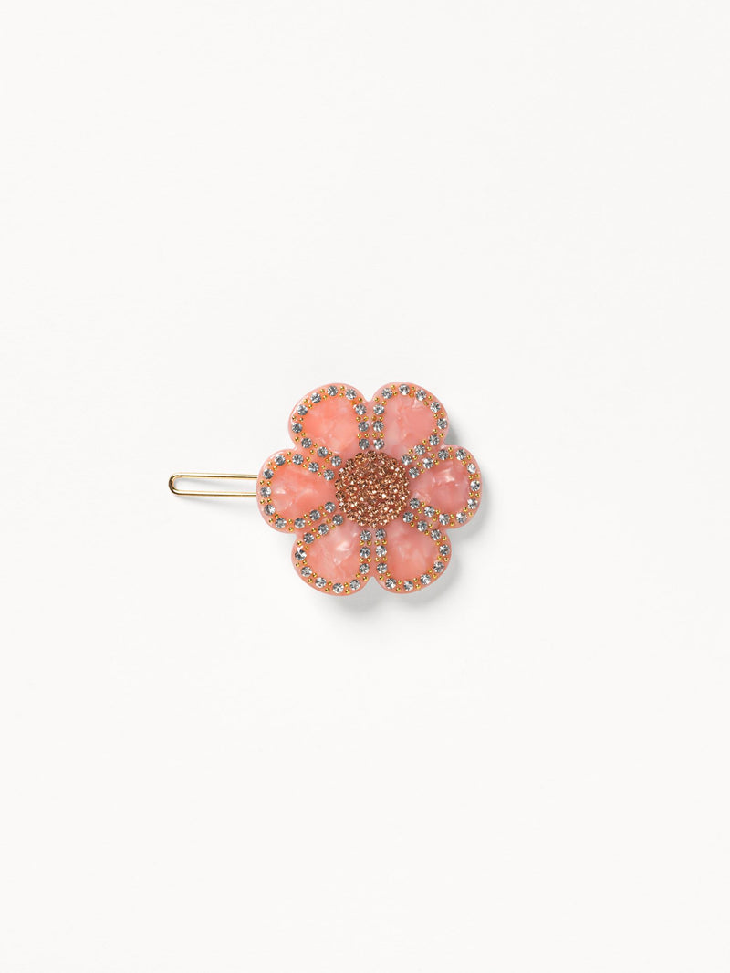 Becksöndergaard, Floria Hairclip - Bubblegum, accessories, mid season sale, mid season sale