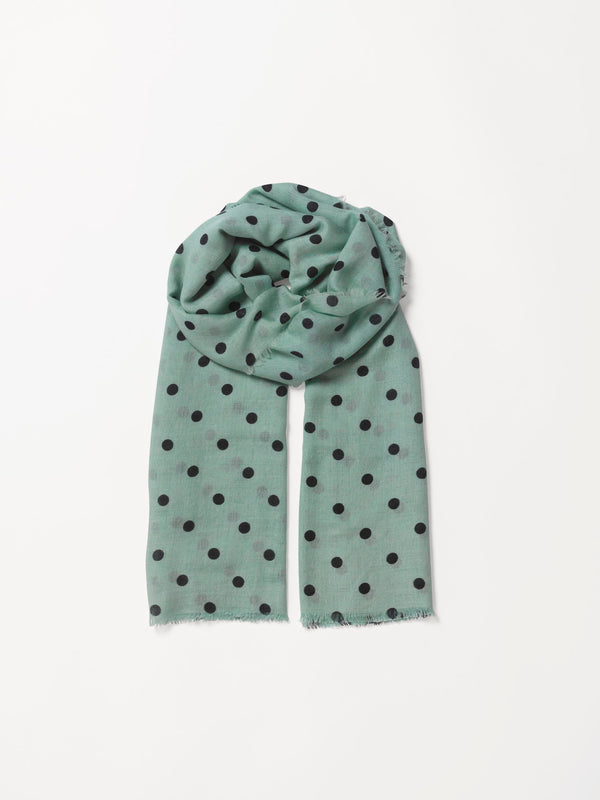 Becksöndergaard, Doley Siw Scarf - Blue Surf, scarves, scarves, mid season sale, mid season sale